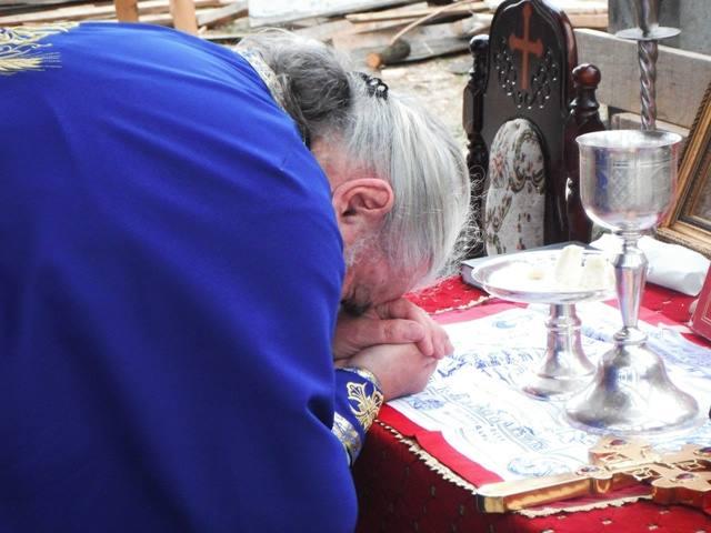 отац Војислав Билбија