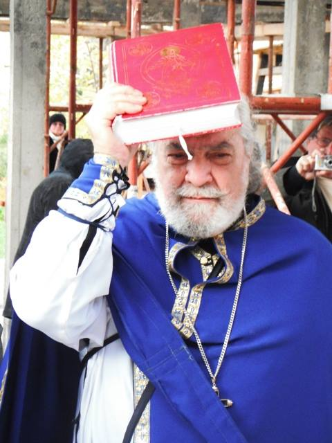 otac Vojislav Bilbija