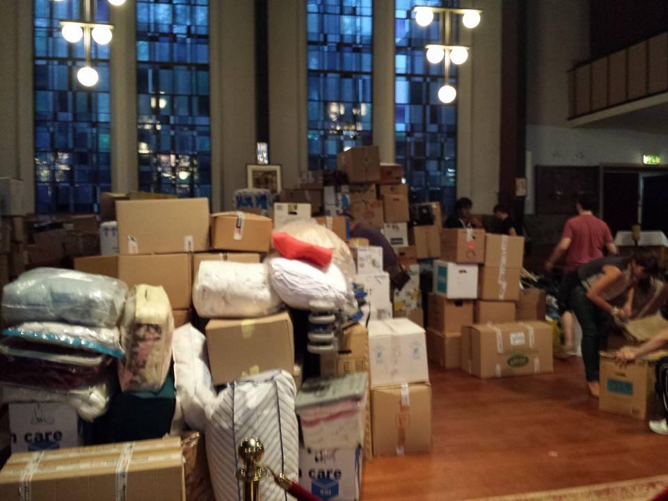 хуманитарна акција света тројица ротердам